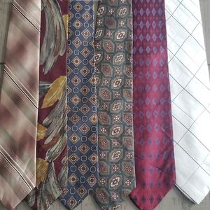 NWOT 6 Piece Tie Bundle
